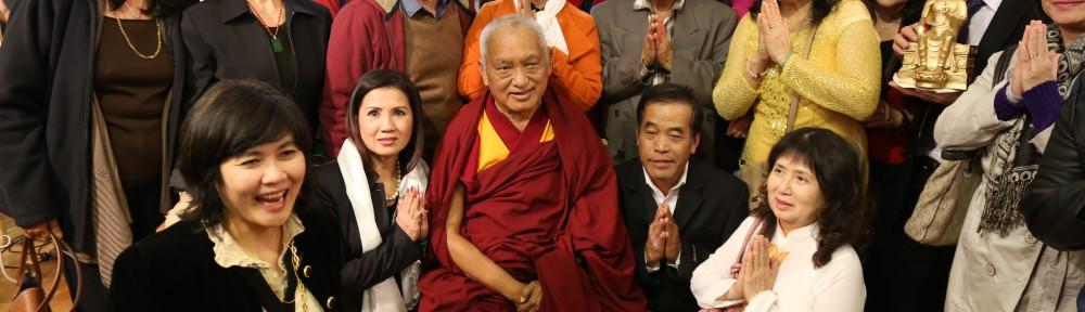 Lama Zopa Rinpoche Sydney 2015