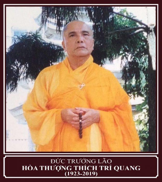 Trưởng Lão HT Thích Trí Quang